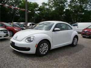 2016 Volkswagen Beetle Coupe Automatic Only $135 Biweekly