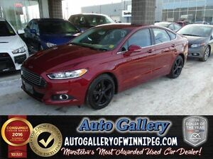 2016 Ford Fusion SE *Only 1,174kms!