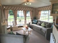 PERFECT STARTER STATIC CARAVAN FOR SALE IN LANCASHIRE.