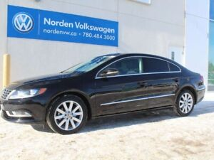 2014 Volkswagen CC 2.0T SPORTLINE - PANORAMIC ROOF / HEATED SPOR