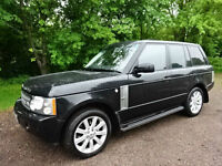 Land Rover Range Rover 4.2 V8 Supercharged Vogue SE 5dr - Side Steps/Sunroof/Rev