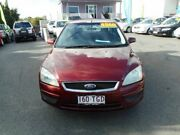 2005 Ford Focus LS CL Maroon 4 Speed Automatic Sedan Greenslopes Brisbane South West Preview
