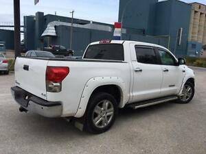 2007 Toyota Tundra Limited-CREW MAX-4X4-LEATHER-NAV-SUNROOF