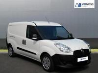 2012 Fiat Doblo Cargo 16V MULTIJET MAXI Diesel white Manual
