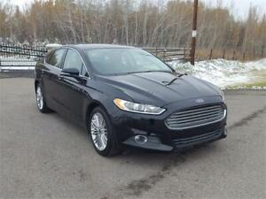 2016 Ford Fusion SE Leather,Sunroof,Navigation, Clearance SALE!
