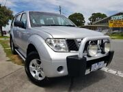 2007 Nissan Pathfinder R51 MY07 ST Silver 5 Speed Sports Automatic Wagon Dandenong Greater Dandenong Preview