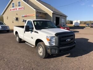 2011 Ford Super Duty F-250 SRW XL Diesel 6.7L