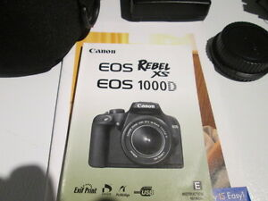 Canon EOS Rebel xs Kitchener / Waterloo Kitchener Area image 4