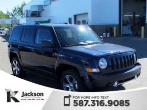 2017 Jeep Patriot High Altitude 4x4 | Leather | Sunroof | Remote