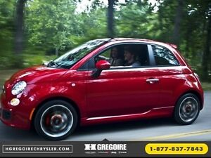 2012 FIAT 500 SPORT BLUETOOTH CRUISE ABS