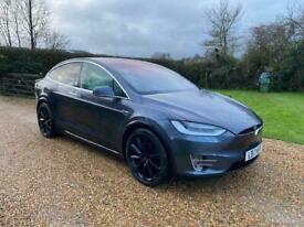 2017 Tesla Model X 306kW 90kWh Dual Motor 5dr 6 Seats HATCHBACK Electric Automat