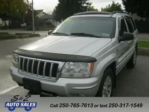 2004 Jeep Grand Cherokee Limited 4x4