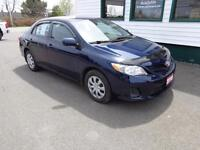 2012 Toyota Corolla CE(Power Group) only $129 bi-weekly all in!
