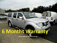 Nissan Navara 2.5 dCi Aventura 4dr