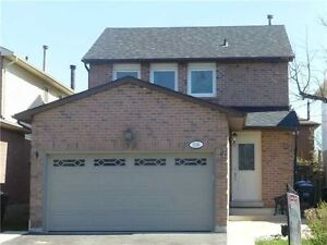 Fully Detached 3 Bdrm Home With Double Car Garage