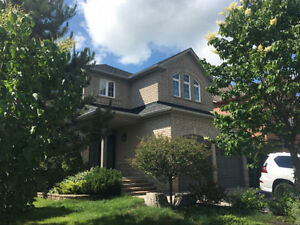 Detached house in Westmount available after July 27