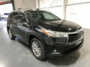 2015 Toyota Kluger GSU50R Grande (4x2) Dynamic Black 6 Speed Automatic Wagon Beresfield Newcastle Area Preview