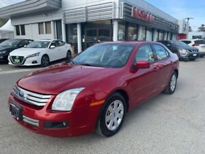 2008 Ford Fusion Nicely equipped! Winter tires included