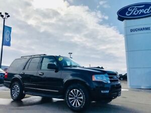 2017 Ford Expedition XLT, Leather, SYNC3, R/Start, M/Roof, 8 Pas