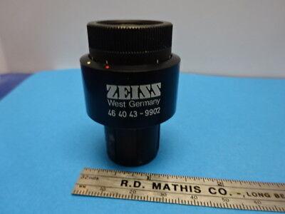 Zeiss Germany Eyepiece Ocular 464046 Kpl 10x Microscope Part Optics 90-a-06