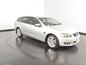 2012 Holden Commodore VE II MY12.5 Z Series Sportwagon Silver 6 Speed Sports Automatic Wagon Welshpool Canning Area Preview