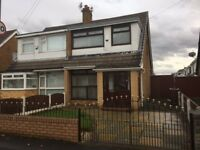 IMMACULATE 3 BEDROOM SEMI DETACHED IN THORNTON L23