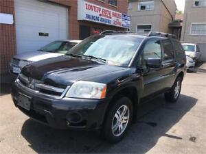 2008 Mitsubishi Endeavor SE ALL WHEEL DRIVE