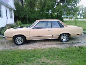 Looking for ford fairmont/ mercury zephyr