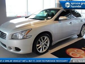 2011 Nissan Maxima ALLOY WHEELS, LEATHER POWER SEATS, ROOF