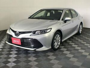 2019 Toyota Camry ASV70R Ascent Silver 6 Speed Sports Automatic Sedan Arndell Park Blacktown Area Preview