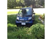 2006 SMART FORTWO COUPE DIESEL**AUTO**A/C**HEATED SEATS