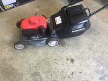 Honda lawn mower GXV160 5.5hp engine 4 blades made in Australia Boronia Knox Area Preview