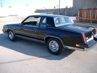 Looking for corvette style rally wheels for my 1986 olds ciera