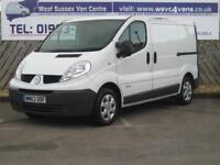 Renault Trafic 2.0DCI [115PS] SWB [COLNAV] DIESEL MANUAL 2013/63