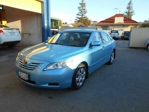 2006 Toyota Camry ACV36R 06 Upgrade Altise Limited Blue 4 Speed Automatic Sedan Christies Beach Morphett Vale Area Preview
