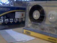 THIS W/E ONLY. 30x MEMOREX SHQ 90 CASSETTE TAPES FOR £10 IN PRISTINE CONDITION & GUARANTEED. LAST 1.