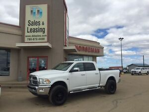 2012 Dodge Ram 3500 Laramie Lifted/Diesel/Rims $47987