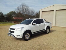 2012 Holden Colorado Ute RG (As New) Junee Junee Area Preview