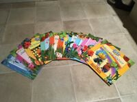 Fifi and the Flowertots 10 Book Set