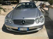 Mercedes-benz sl 350 cat