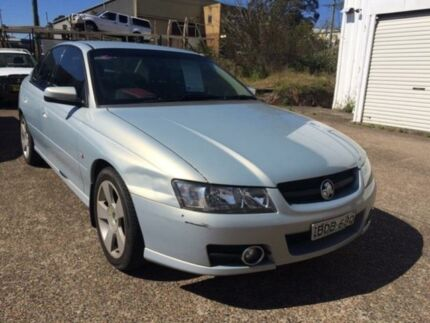 2006 Holden Commodore VZ MY06 SVZ Silver 4 Speed Automatic Sedan Macquarie Hills Lake Macquarie Area Preview