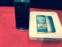 HTC ONE (M8) GREY UNLOCKED 16GB WITH 12 MONTH WARRANTY