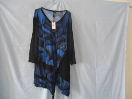 ts -  Lonely Lady Tunic - Large