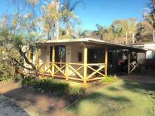 Luxury Caravan Park Cabin at Merry Beach NSW Kioloa Shoalhaven Area Preview