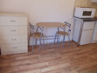 Very nice Studio Flat to rent with bills included in zone 3 Turnpike Lane