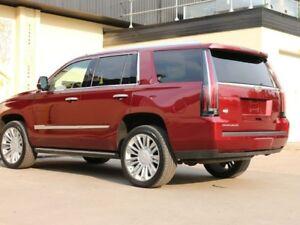 2016 Cadillac Escalade Platinum EVERY OPTION 1 OWNER FINANCE AVA