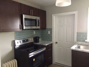 Beautiful CLEAN 3 bedroom apartment in fully renovated 6-plex
