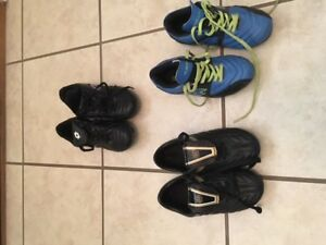 Youth Soccer shoes - size 11