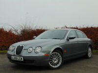 JAGUAR S-TYPE 2.7 V6 SE 4d Auto (grey) 2006