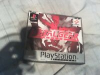 Metal gear solid ps1 complete with manual £10